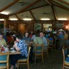 The Dockside Dining Rooms Can Accommondate Up To 200 Diners
